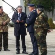 Esercitazione Militare con AssisiPax International