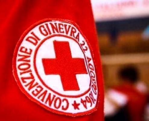 Arbor Pacis al Corpo Militare Volontario della Croce Rossa Italiana