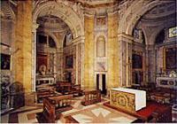 Interno Chiesa Nuova Assisi