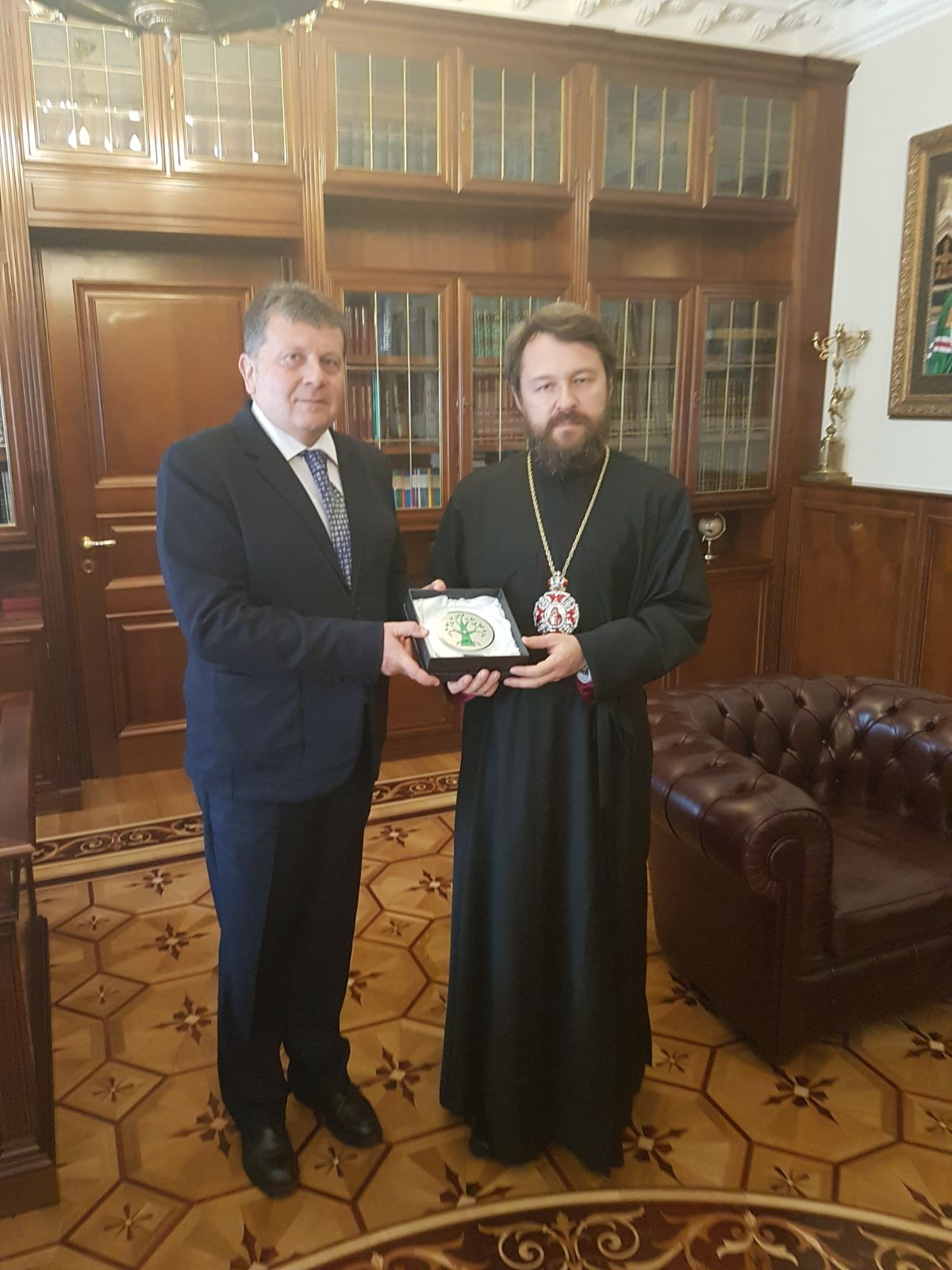 Missione in Russia - Pace